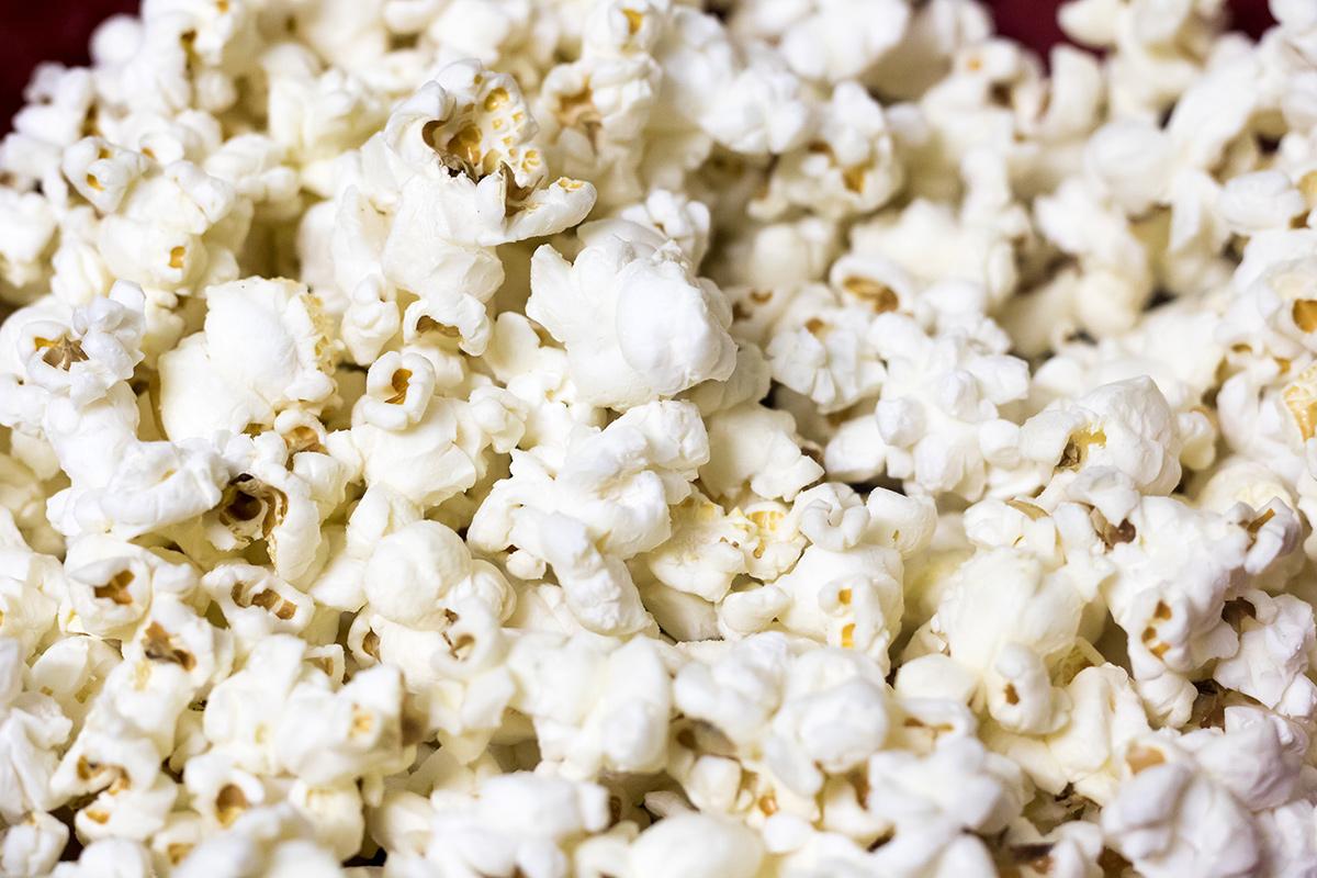 A close-up of popcorn | Pexels/Megha Mangal/Creative Commons