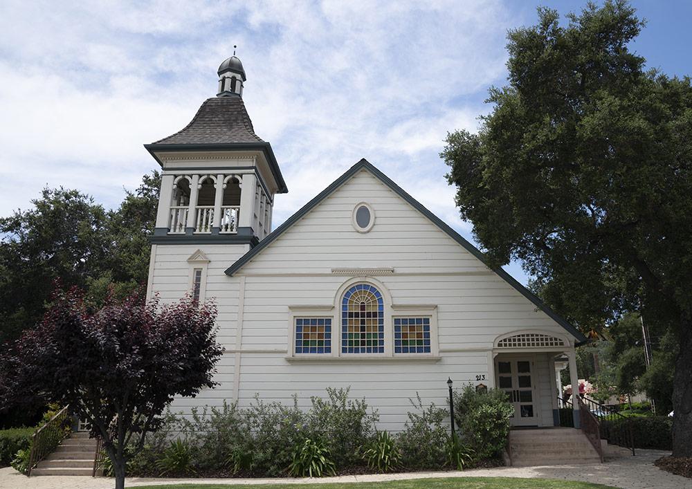 Presbyterian Church, Ojai, 2018