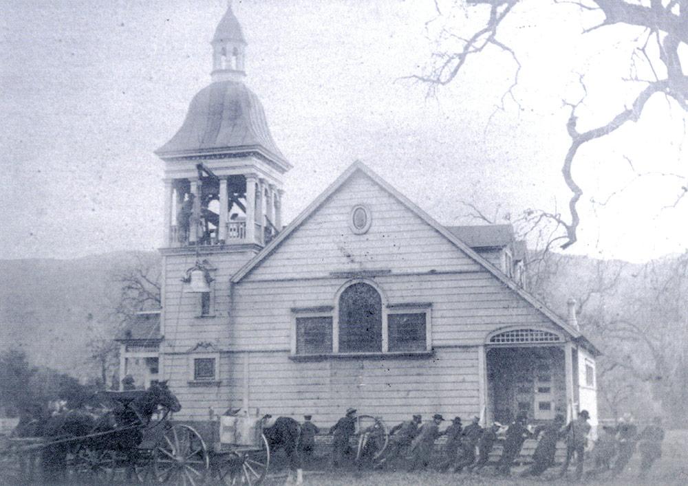 Presbyterian Church, Ojai, Archival