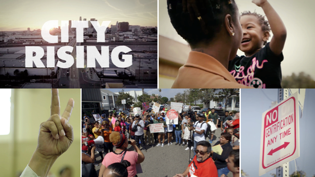 Press release image for City Rising