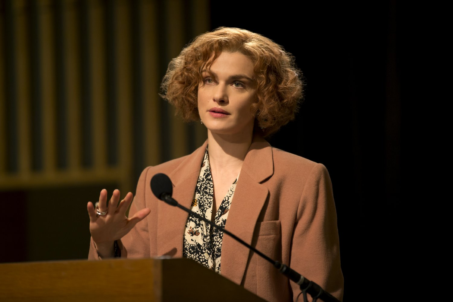 "Rachel Weisz in ""Denial"""