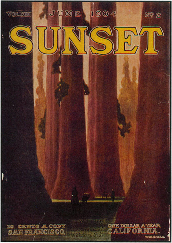 Founded in 1898 a managed until 1914 by the South­ern Pacific Company, Sunset took the lead in the railroad's campaign to promote tourism, settlement, and economic development in California and the Far West.
