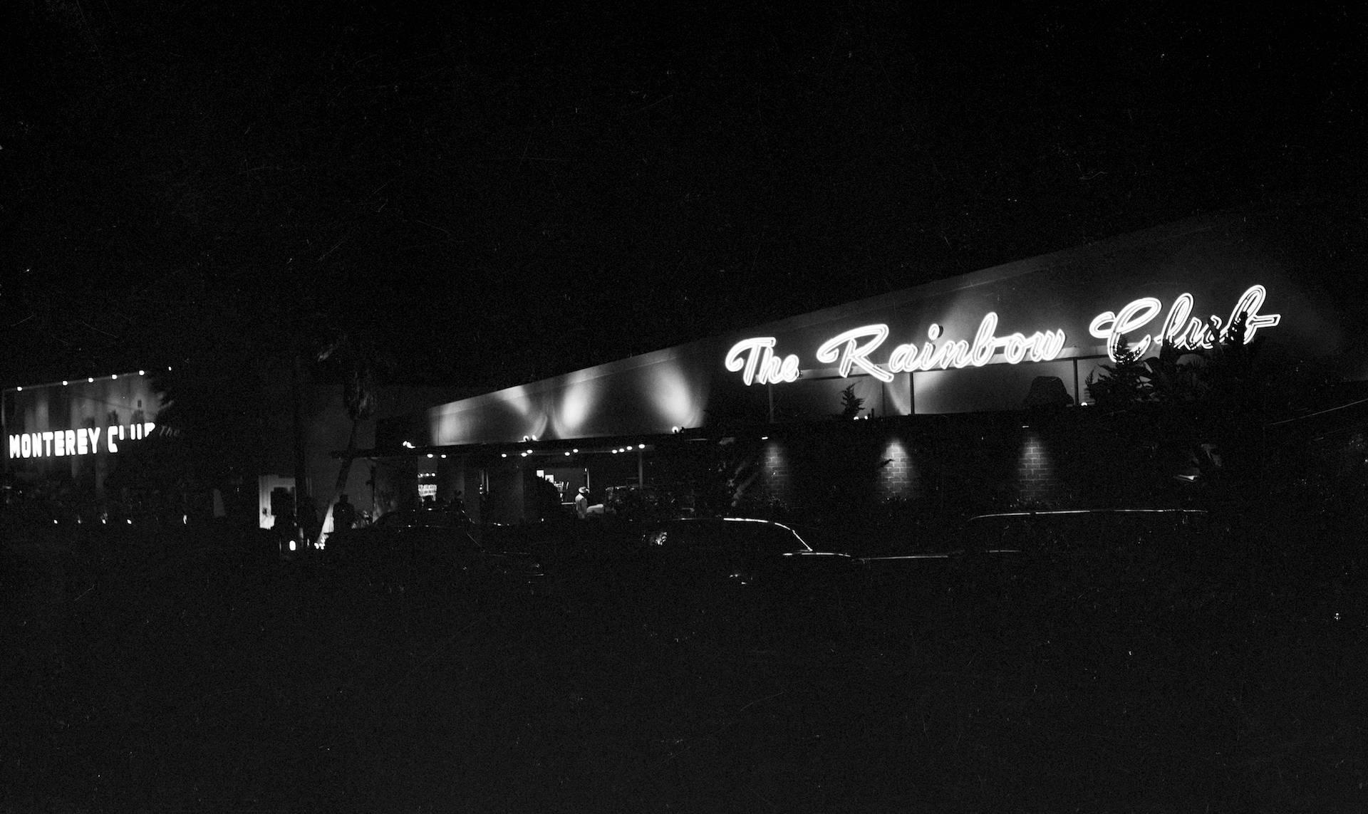 Rainbow Club, 1960