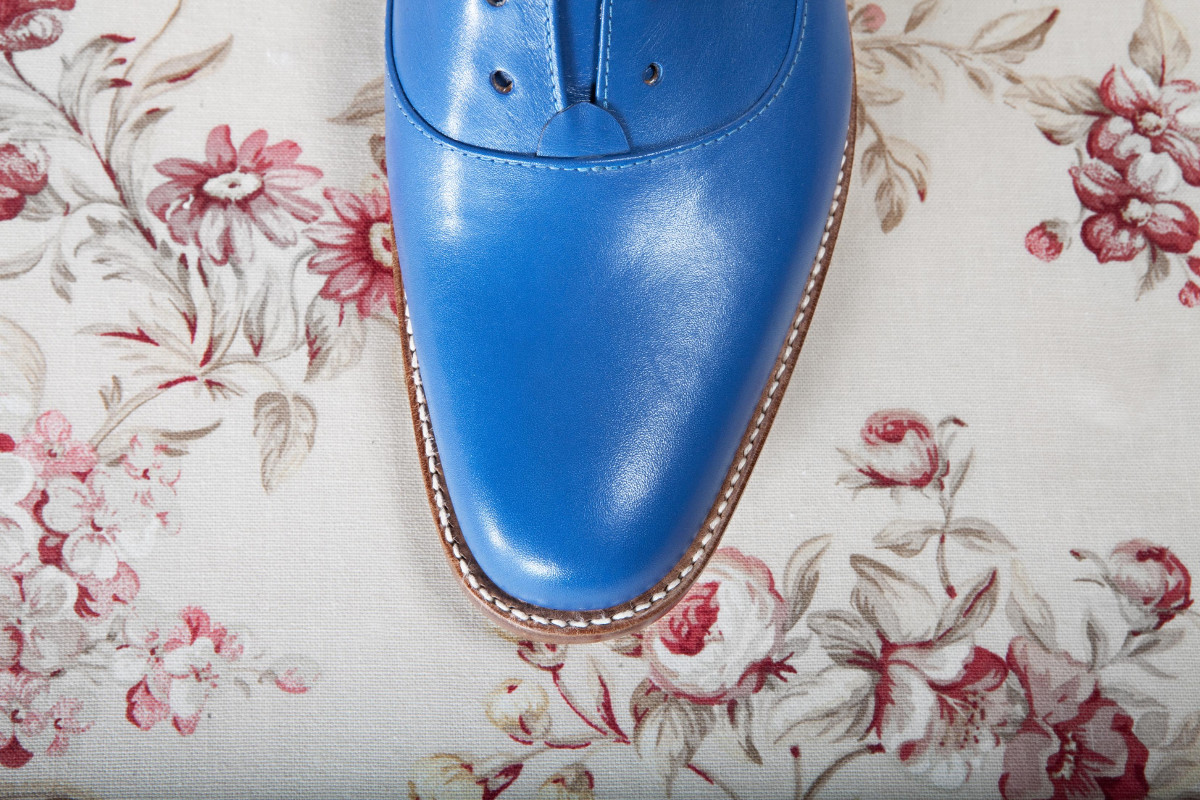 Don Ville shoes by Raul Ojeda