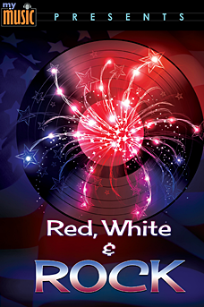 Red, White and Rock (My Music)