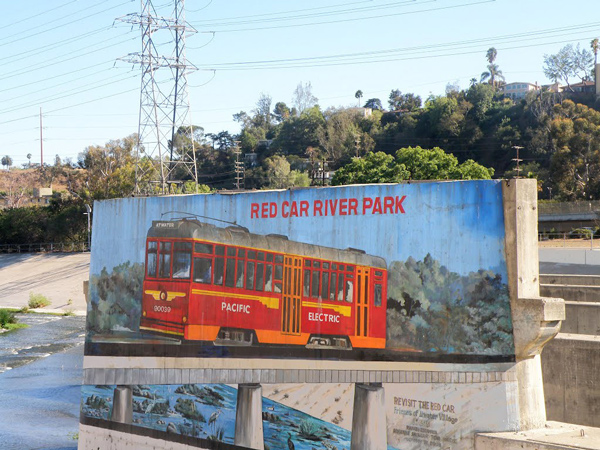 Militant Angeleno Pacific Electric Red Car