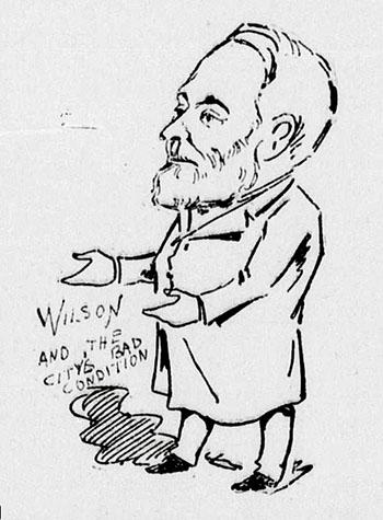 The Rev. John Wilson