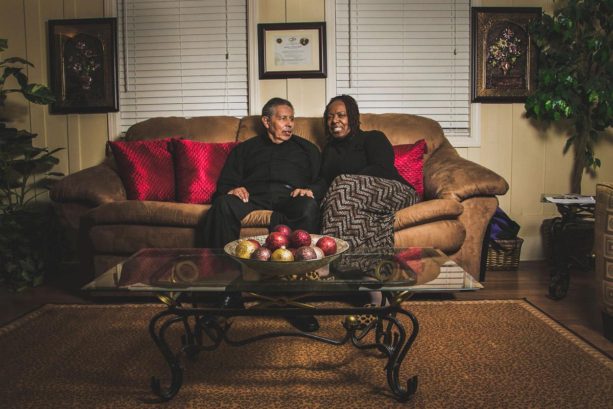 Richard and Vanessa Bulnes