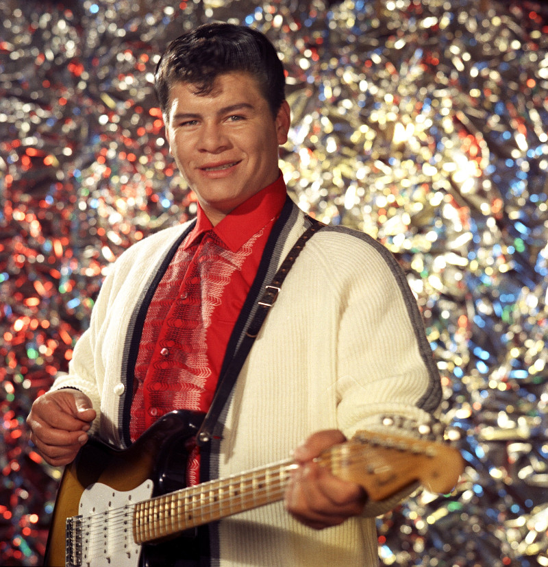 Ritchie Valens via Getty Images
