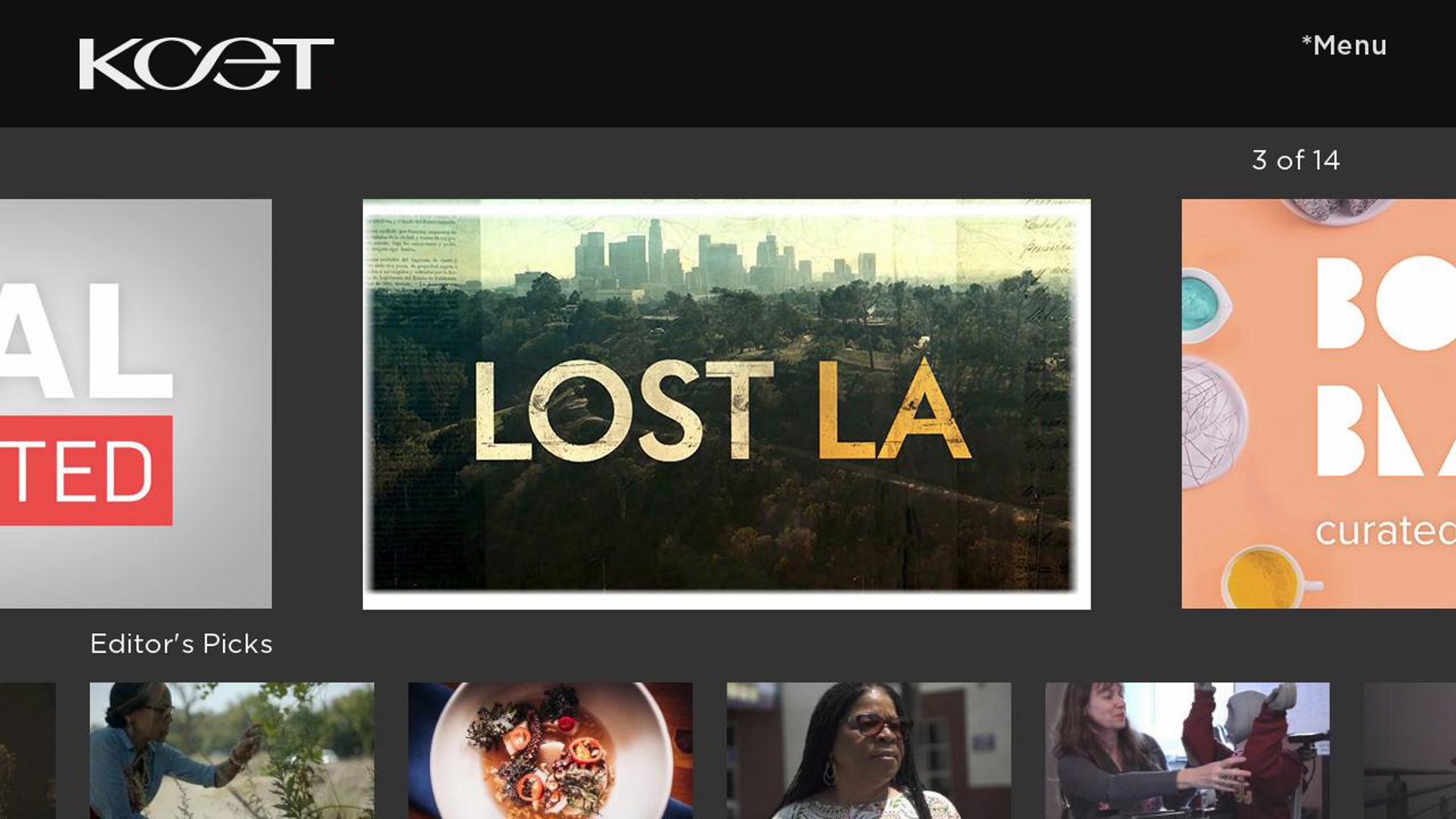 Streaming Apps | KCET