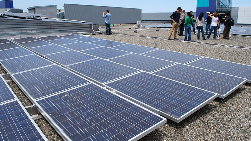Solar market expected to triple over next five years