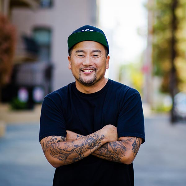 Roy Choi | Travis Jensen