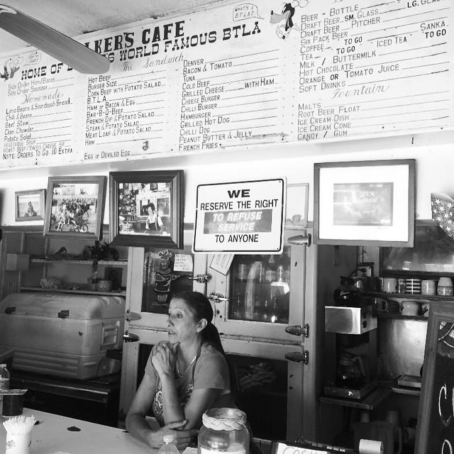 san pedro walker's cafe
