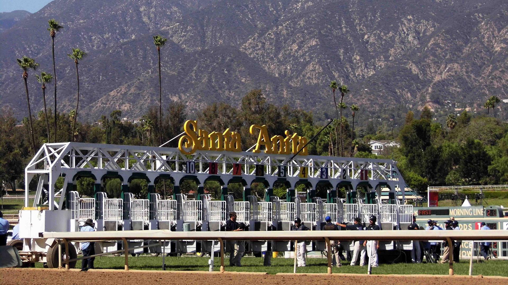 Santa Anita Racetrack