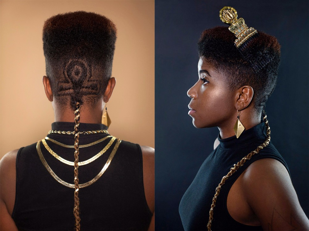 """Sassy Black""  