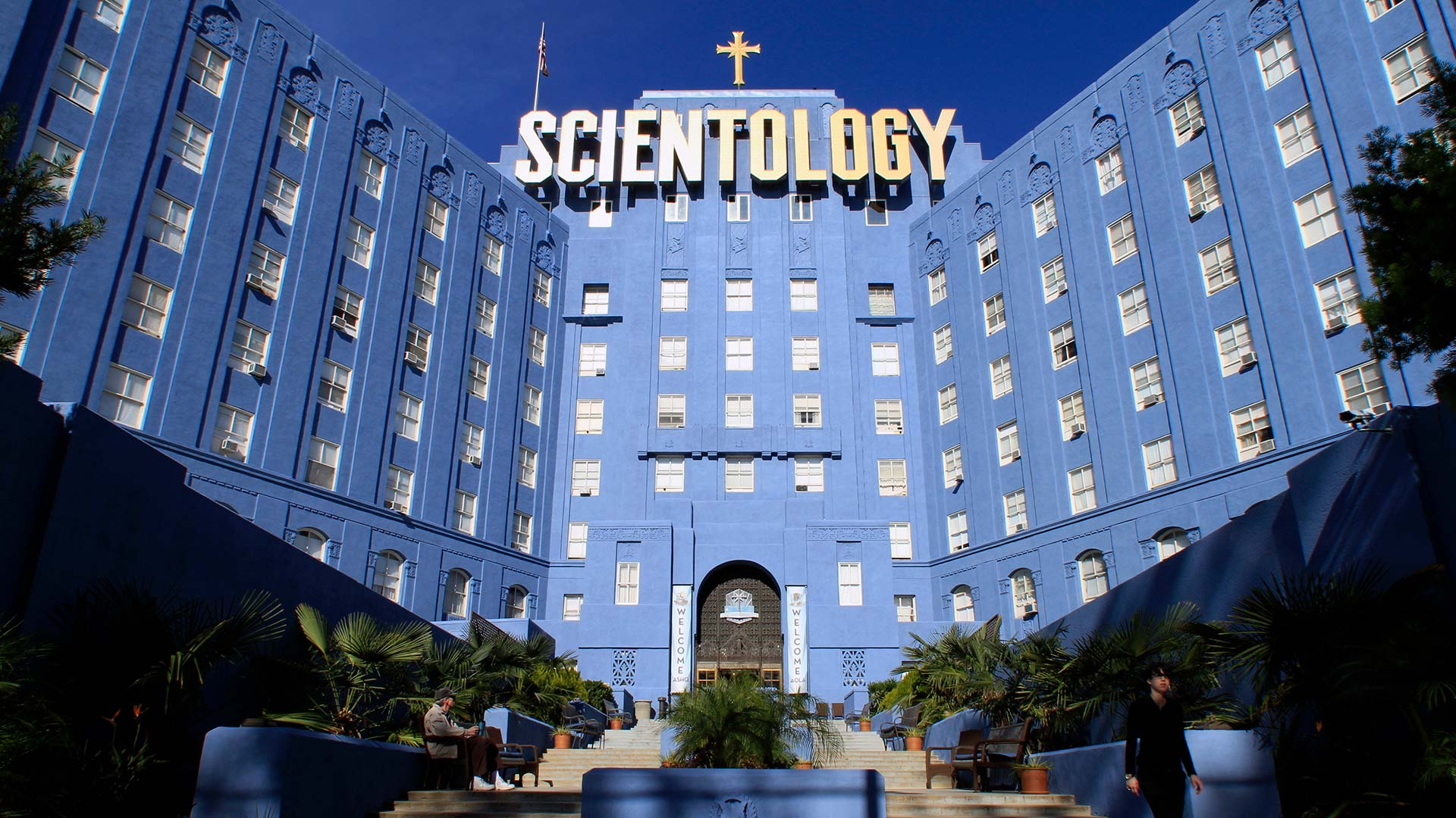Los Angeles In Buildings Scientology Pacific Area Command Base Kcet