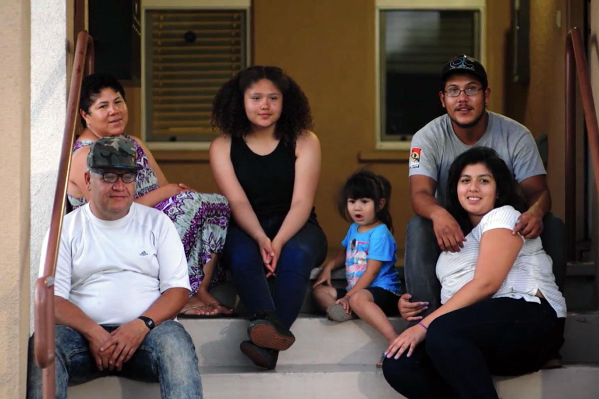 Araceli and Family