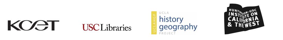 KCET USC UCLA Huntington USC logos.png