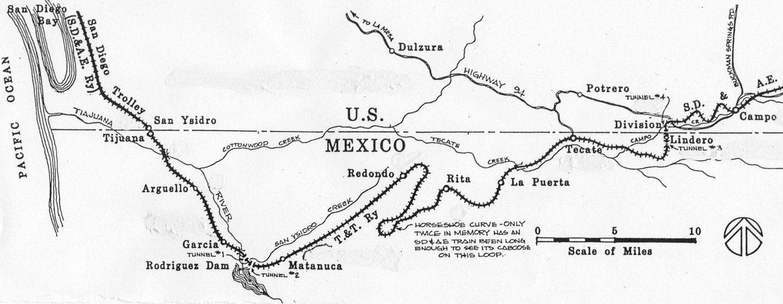 San Diego & Arizona Eastern Railway