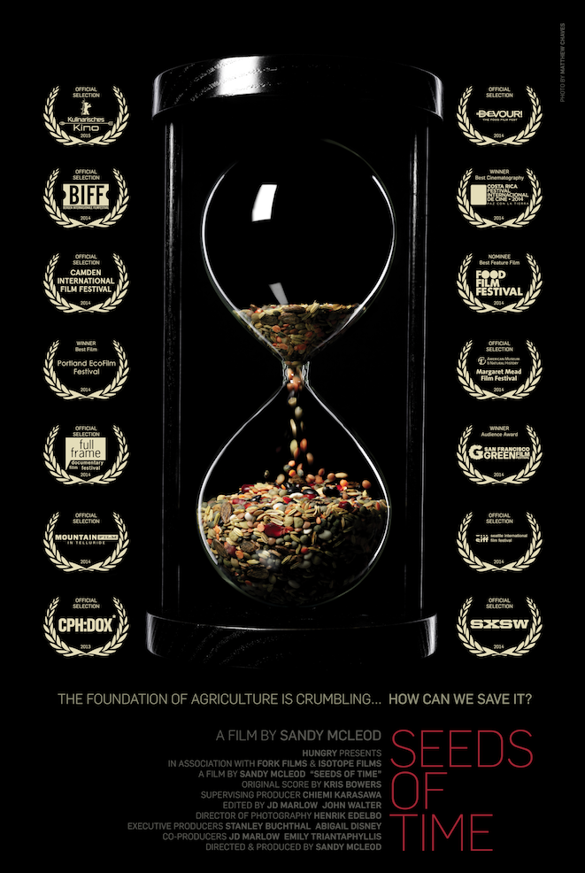 Seeds of Time Movie Poster