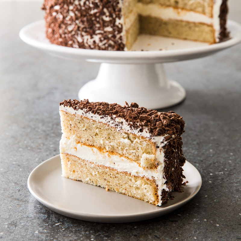 Swiss Hazelnut Cake