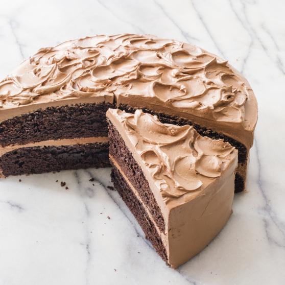 Chocolate Layer Cake