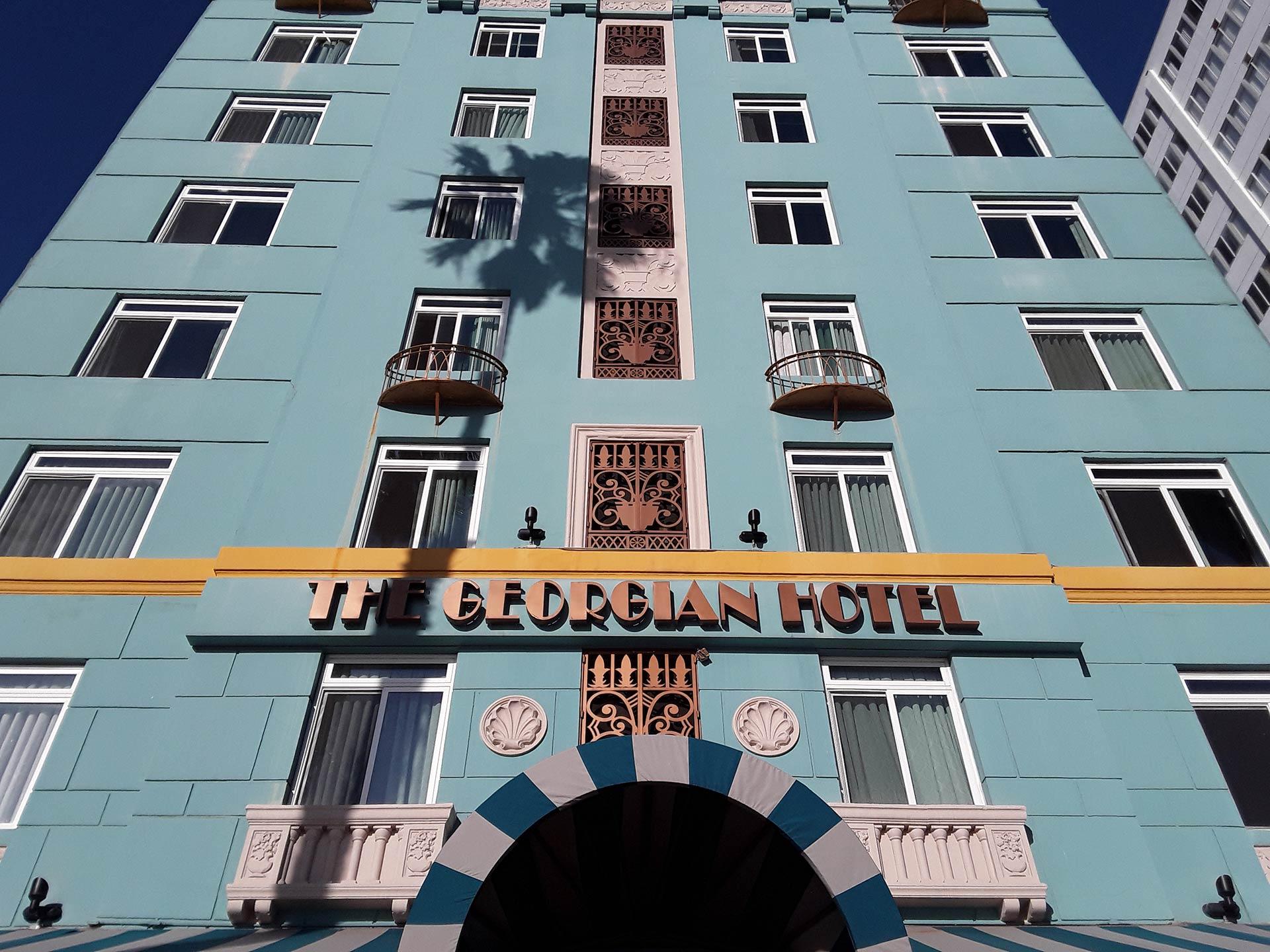 The Georgian Hotel | Sandi Hemmerlein
