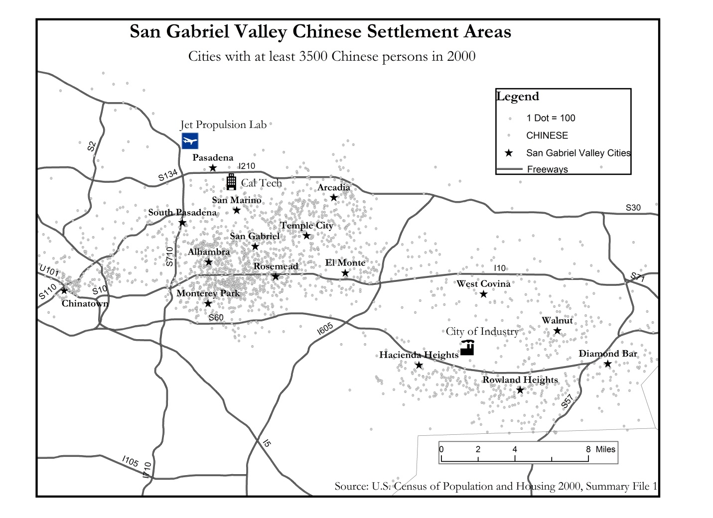 How Chinese Entrepreneurs Transformed the San Gabriel Valley