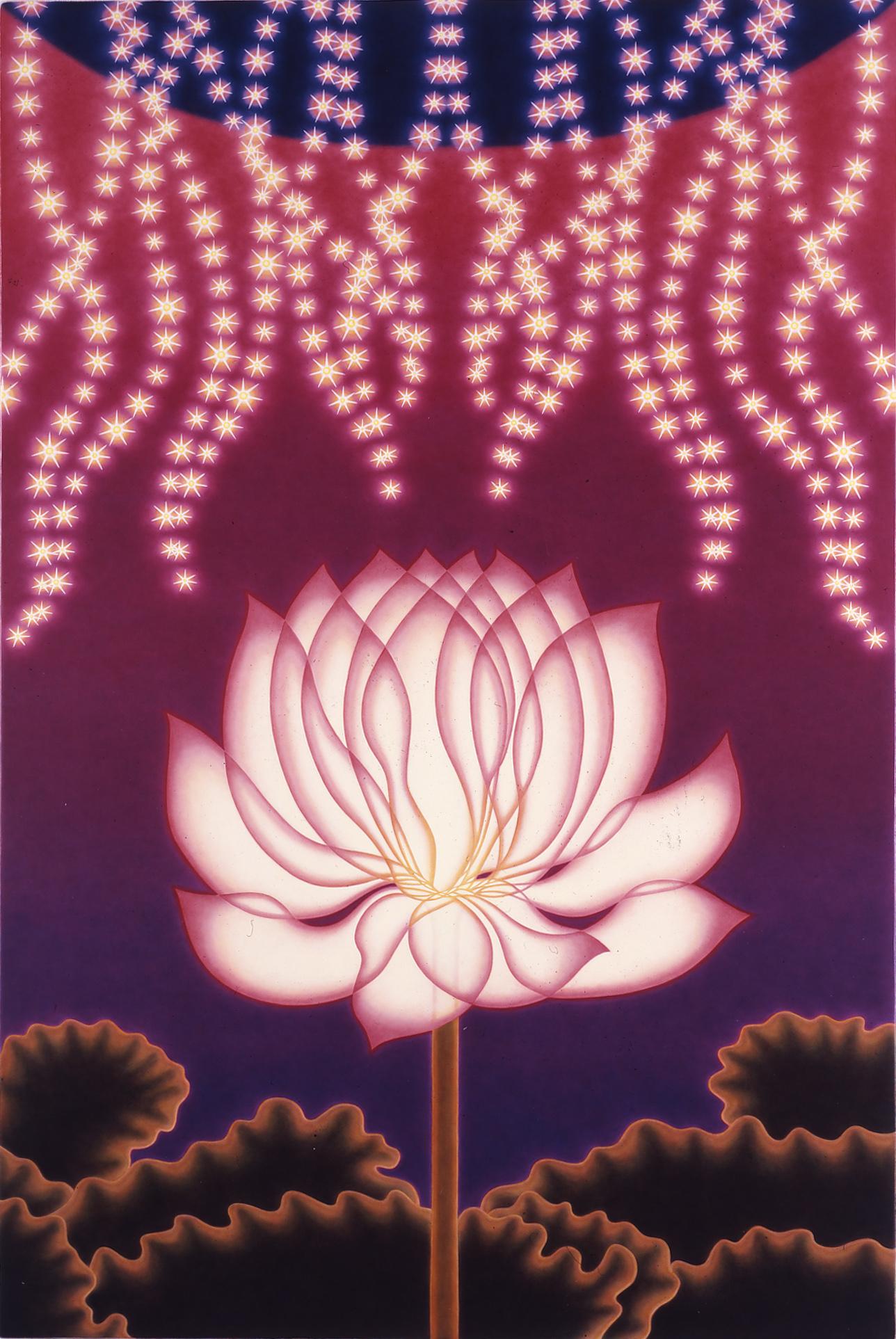 Lotus For Agnes, 2006 | Courtesy of Sharon Ellis