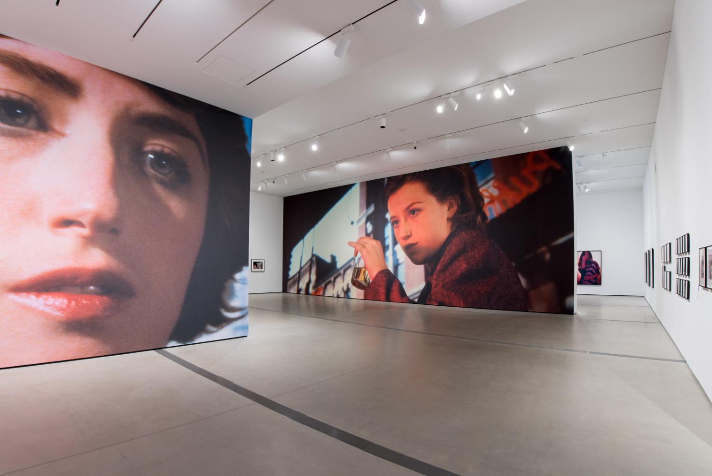 "Installation of ""Cindy Sherman: Imitation of Life exhibition."" | Photo: Ben Gibbs_7"