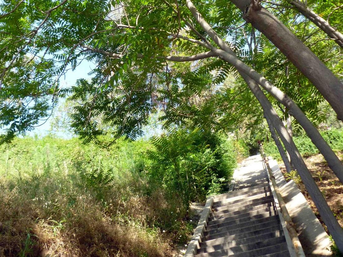 Silverlake Stairs (1)