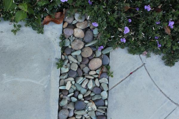 Driveway Pebbles