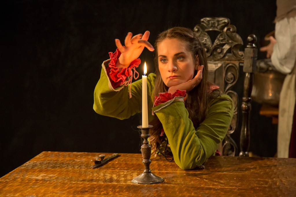 "Sixteen year-old ""Vireo"" opera star Rowen Sabala | Bernie Wire"