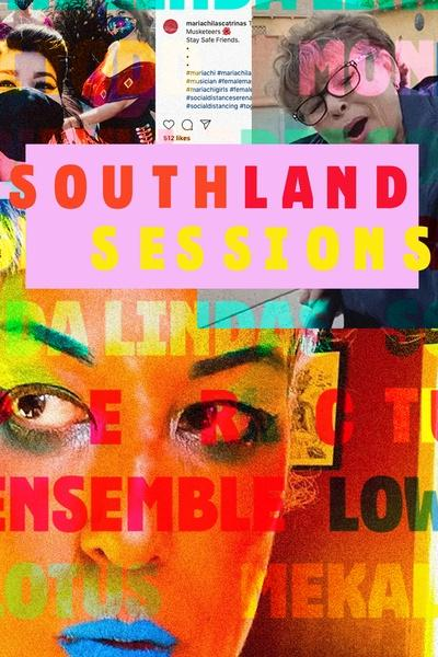 Southland Sessions Poster