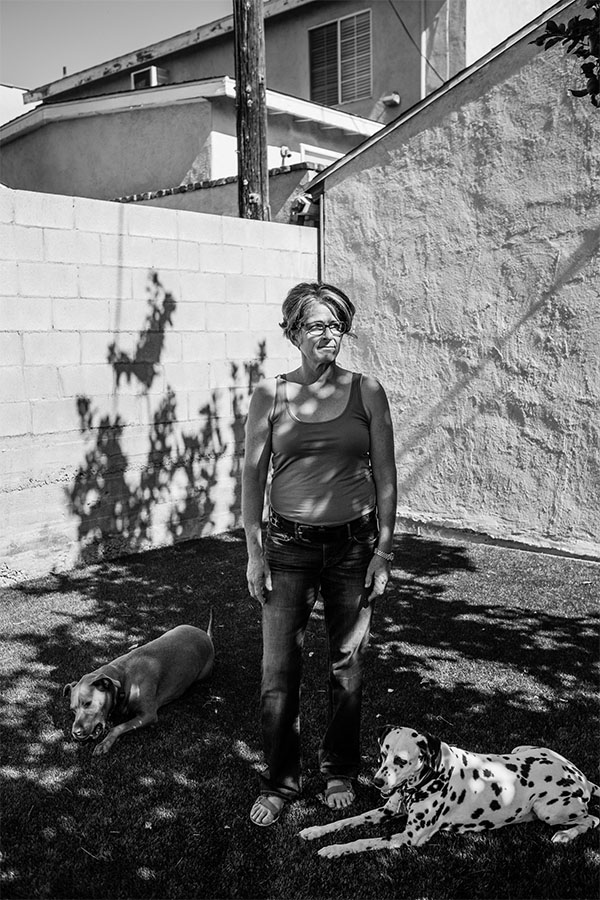 Melissa Roth lives in Frogtown, adjacent to the Bowtie Parcel and the L.A. River