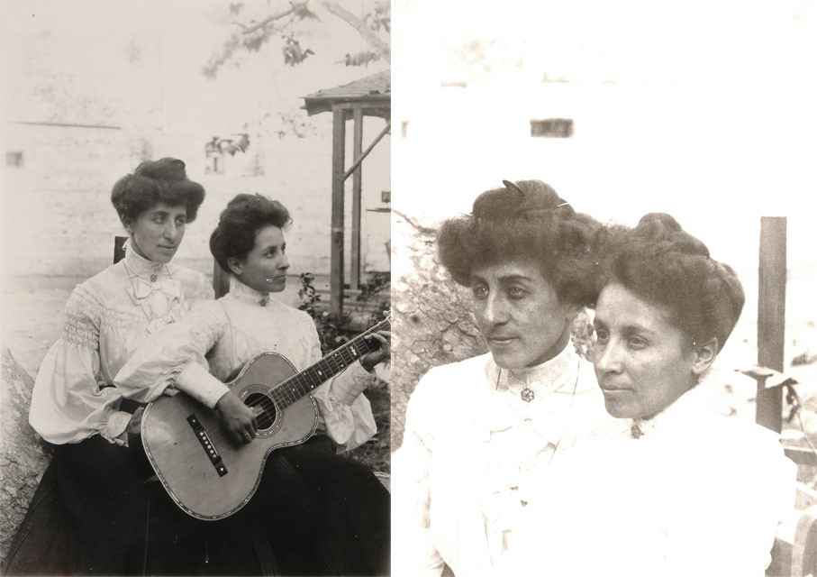 Spanish Songs of Old California - Rosa and Luisa Villa