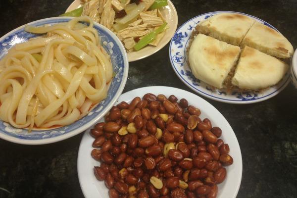 Shaanxi Spread