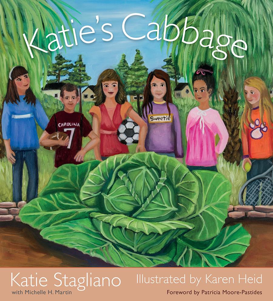 Katie Stagliano's Book Cover