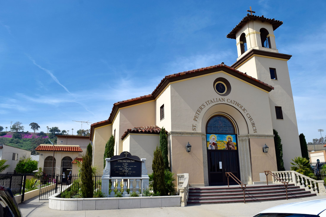 St. Peter's Italian Catholic Church