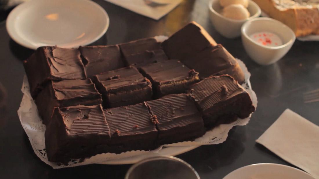 Sweet Ride USA: Vegan double-fudge brownies