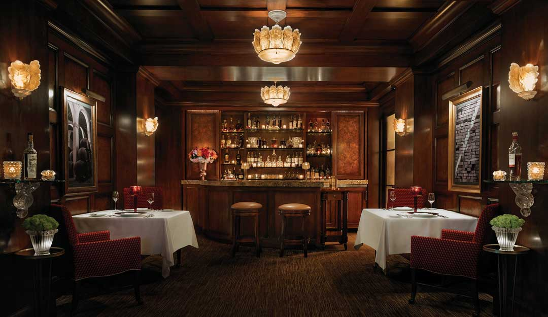£10 (Ten Pound Speakeasy) | Courtesy of Montage Beverly Hills