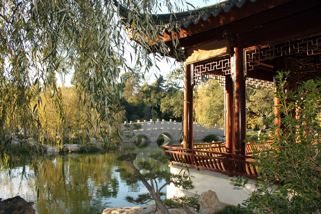 The Huntington Chinese Garden (2)