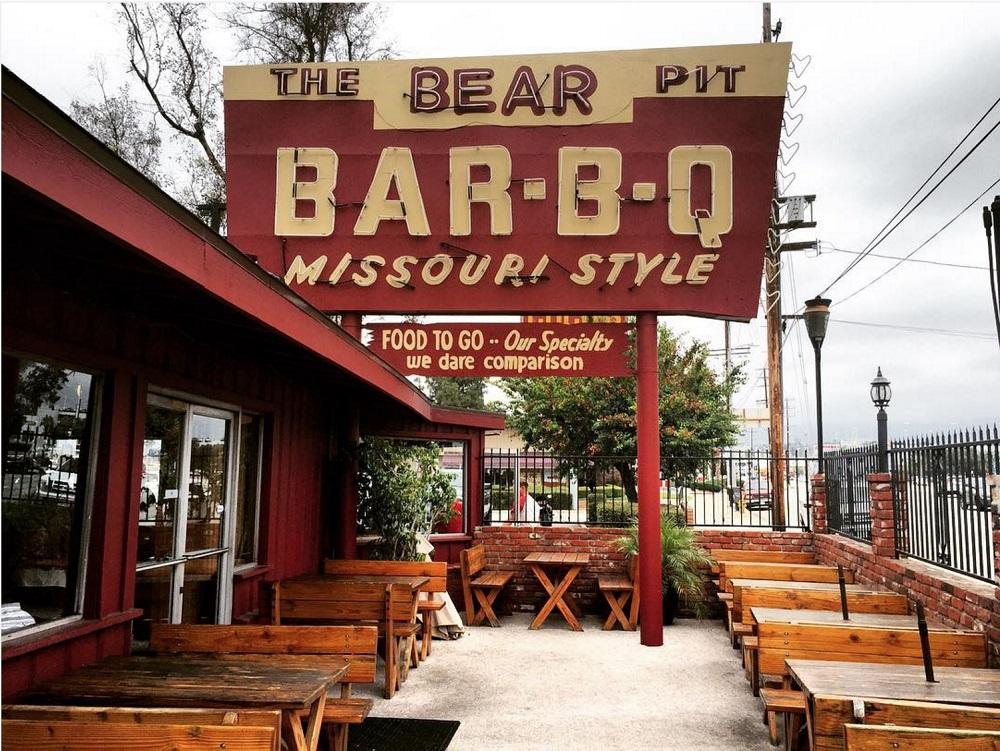 The Bear Pit Bar-b-q