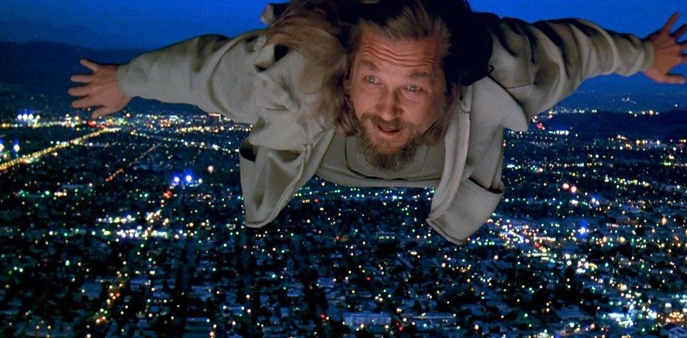 Los Angeles as seen in The Big Lebowski.