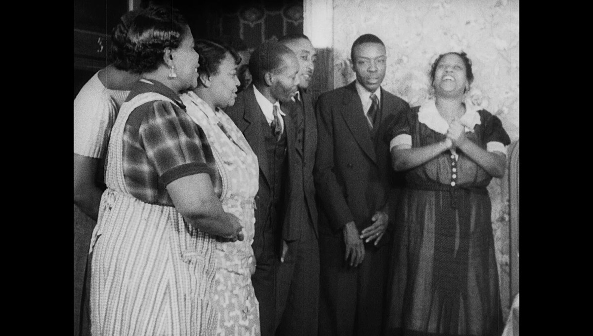 """The Blood of Jesus"" (1941). USA. Directed by Spencer Williams. 