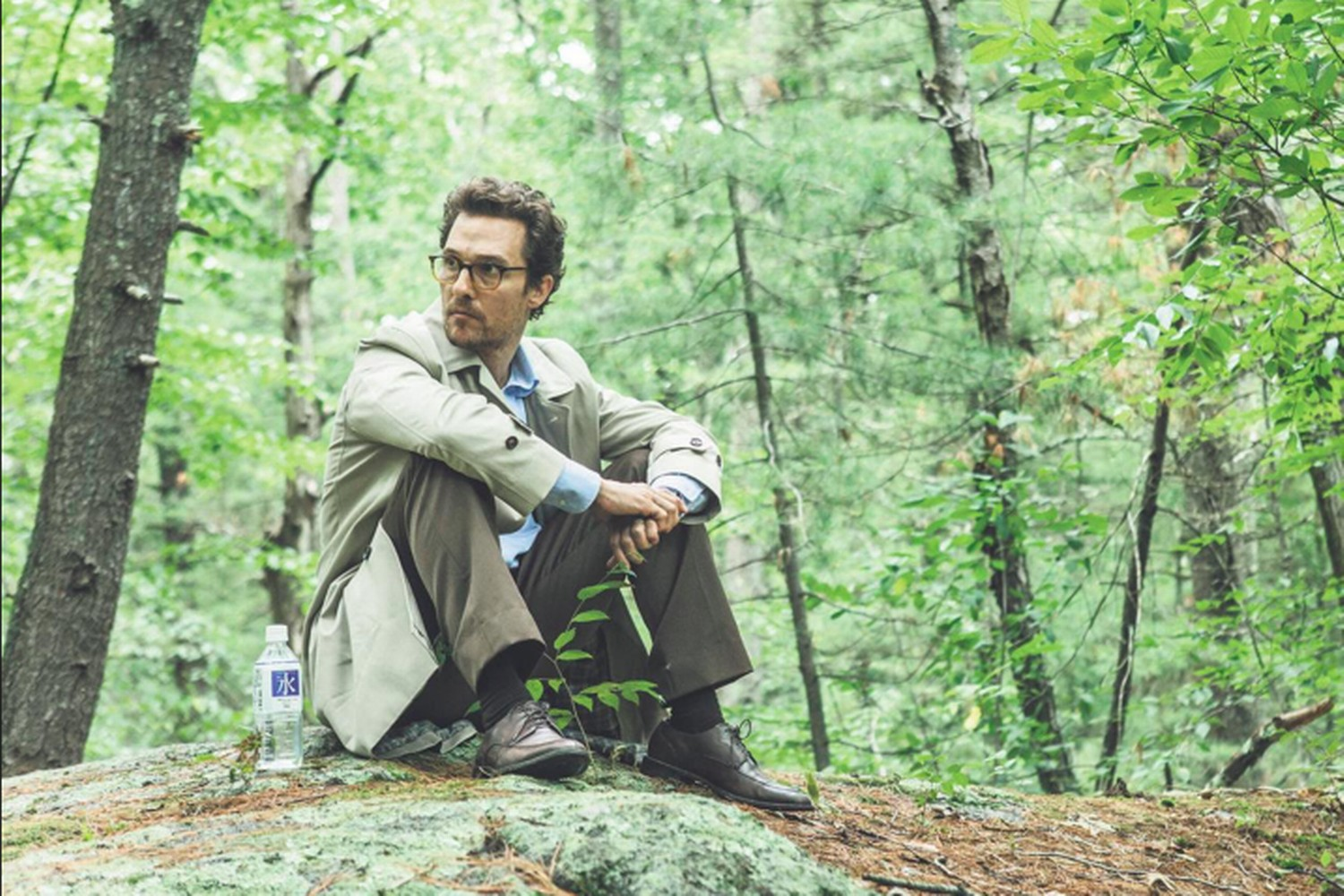 """""""The Sea of Trees"""" featuring Matthew McConaughey"""
