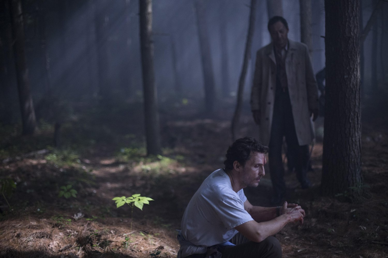 """""""The Sea of Trees"""" featuring Matthew McConaughey and Ken Watanabe"""