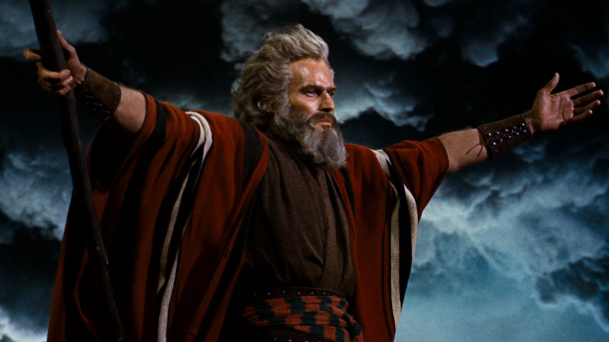 The Ten Commandments film still | Courtesy of Adama Films/ Zeitgeist Films