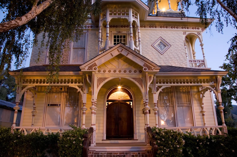 The Victorian Mansion, built in 1864 | The Victorian Mansion