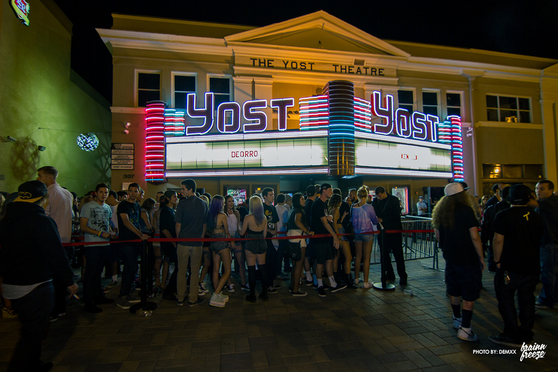 The Yost Theatre